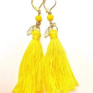 Handmade earrings by Lux Jewlery